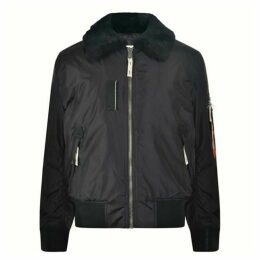 Alpha Industries Injector Iii Bomber Jacket