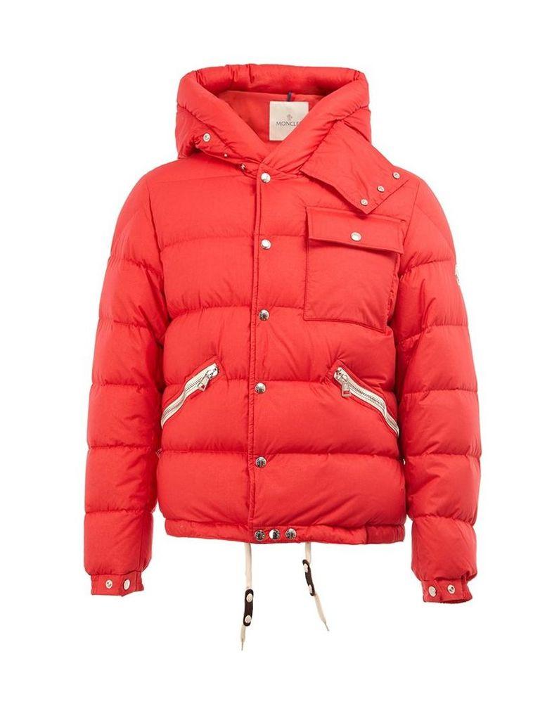 4a1367d1c67a Moncler -  Lioran  padded jacket - men - Cotton Polyamide Feather ...