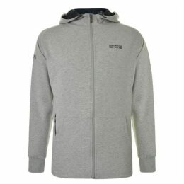 Hurlingham Polo 1875 Zipped Hooded Sweatshirt