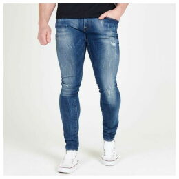 G Star Star Revend Super Slim Mens Jeans