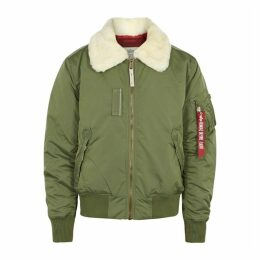 Alpha Industries Injector III Shell Bomber Jacket