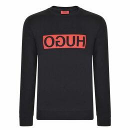 Hugo Dicago Crew Neck Sweatshirt