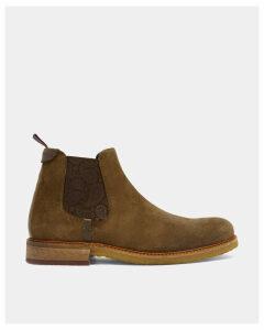 Ted Baker Chelsea boots Khaki