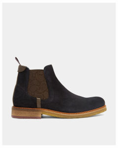 Ted Baker Chelsea boots Navy