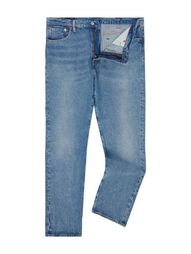 1ec4af0b4e3 Men's Levi's 502 Regular Tapered Swaggu Warp Jeans, Denim Mid Wash ...