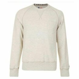 Champion Crew Neck Pocket Sweatshirt