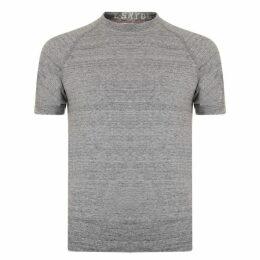 Champion Short Sleeved Crew Sweatshirt