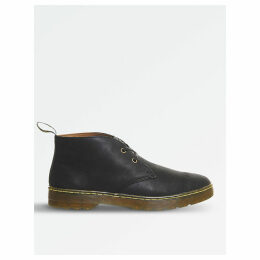 Cabrillo Wyoming leather desert boots