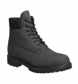 Timberland 6 In Buck Boot FORGED IRON