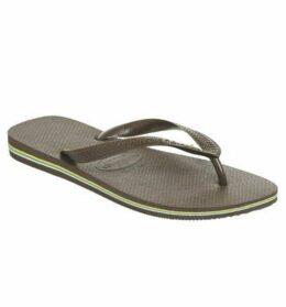 Havaianas Brazil Flip-flop DARK BROWN