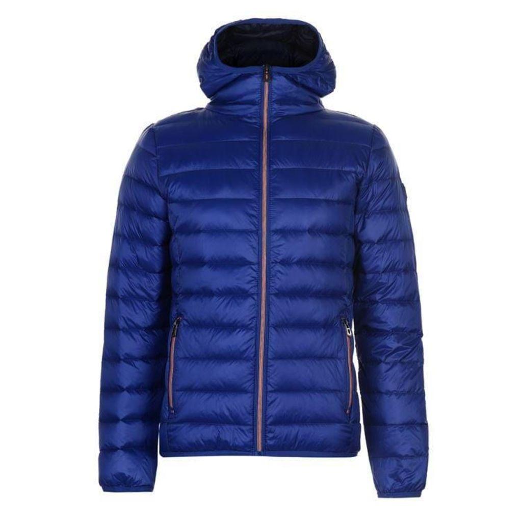883 Police Downer Zip Hooded Jacket