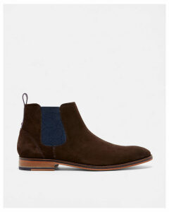 Ted Baker Chelsea boots Brown Suede
