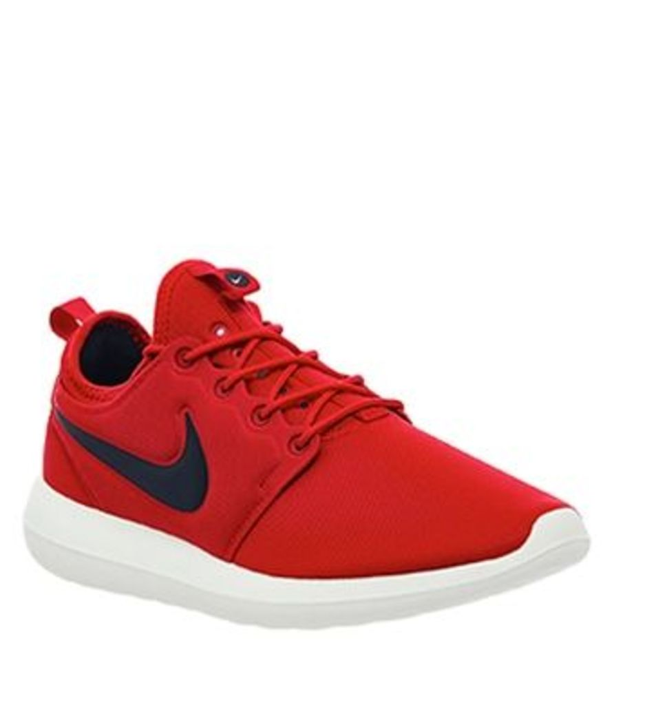 b5dab0c73d5a Nike Roshe Run Two TEAM RED BLACK by Nike