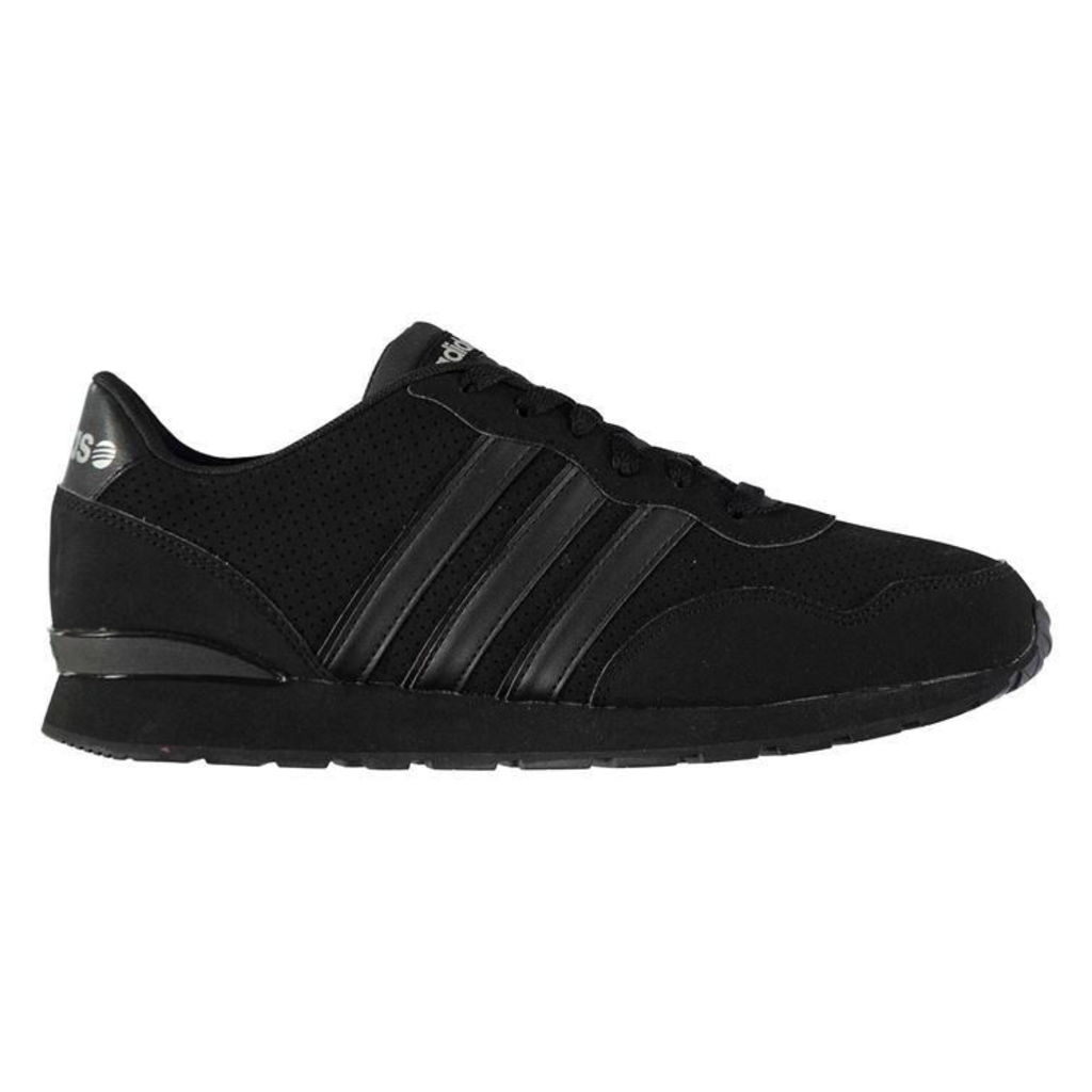 adidas Jogger Clip Nubuck Mens Trainers by Adidas  671d1cffed65