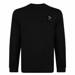 Ma Strum Logo Crew Neck Sweatshirt