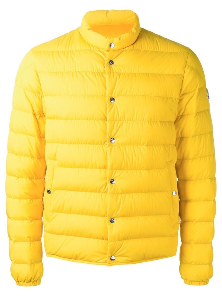 43718e1ed Moncler - Cyclope padded jacket - men - Polyamide/Feather Down - 4 ...