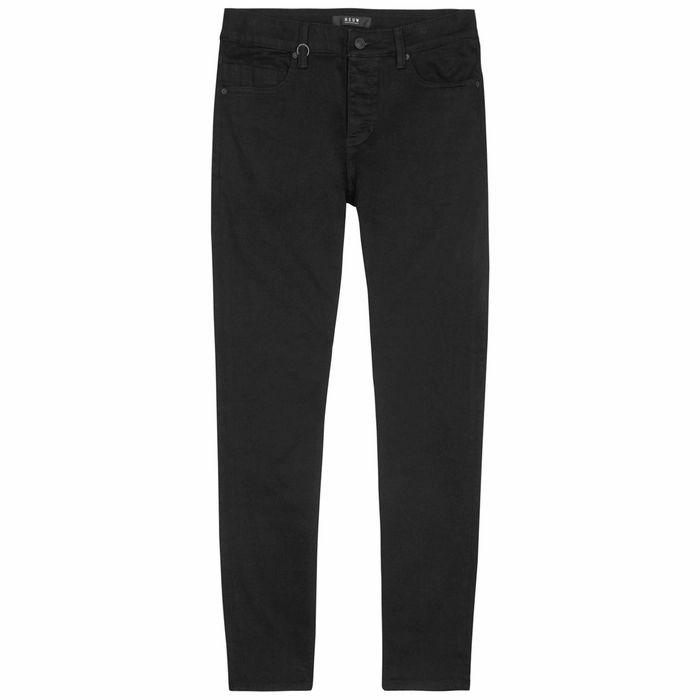 Neuw Iggy Black Skinny Jeans