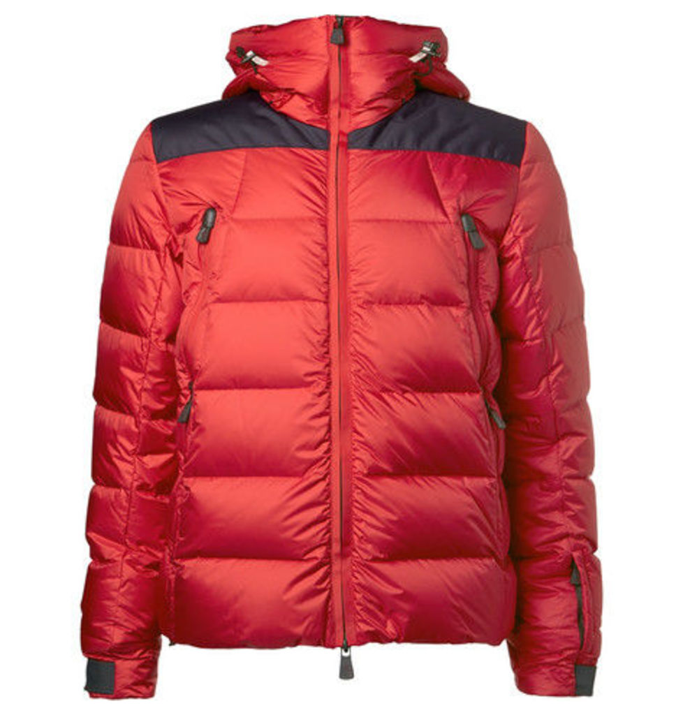 8ad9192b167b Camurac Quilted Shell Down Ski Jacket by Moncler Grenoble
