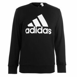 adidas Linear Logo Sweatshirt Mens