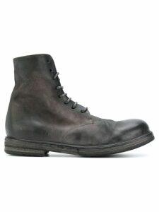 Marsèll combat boots - Black