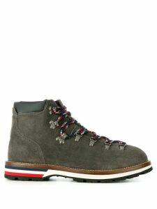 Moncler hiker boots - Grey