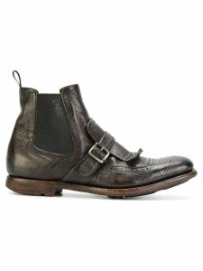 Church's monk boots - Brown