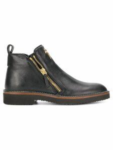 Giuseppe Zanotti Austin chelsea boots - Black
