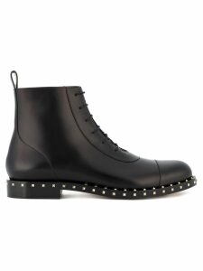 Valentino Valentino Garavani Soul Rockstud boots - Black