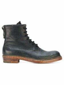 Sebastian Tarek lace up ankle boots - Black