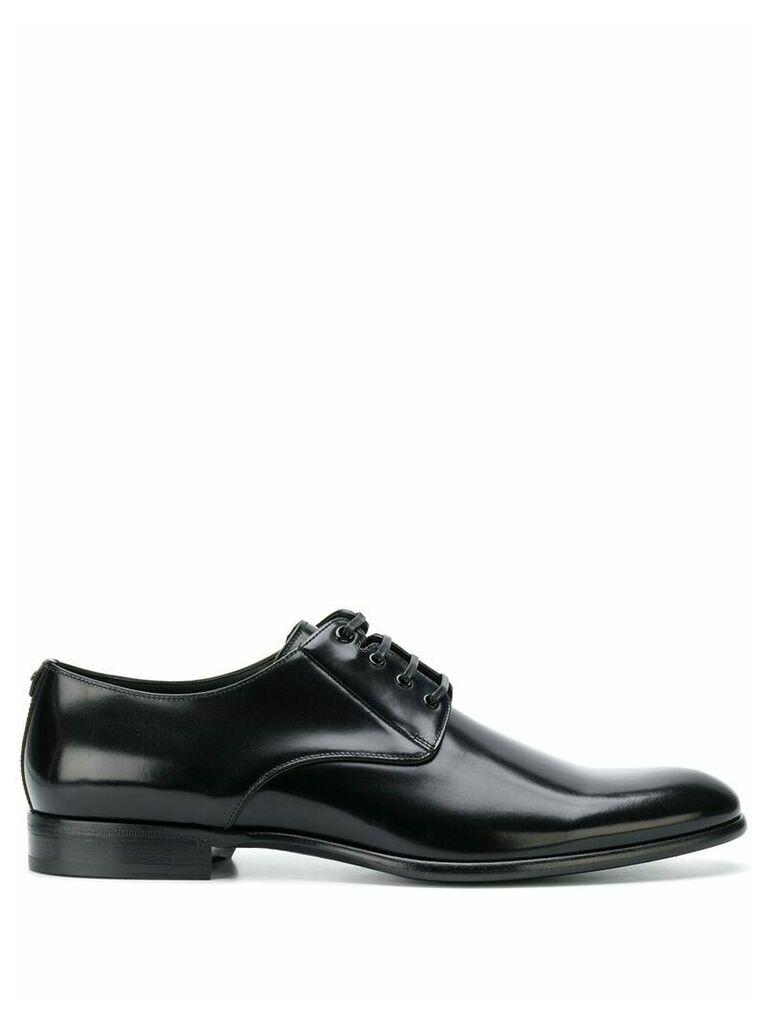 Dolce & Gabbana classic Derby shoes - Black