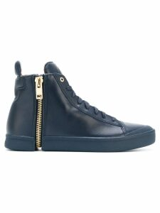 Diesel Snentish hi-tops - Blue