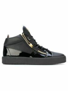 Giuseppe Zanotti Kriss mid-top sneakers - Black