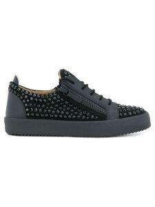 Giuseppe Zanotti Doris low top sneakers - Black