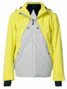 Aztech Mountain performance ski jacket - Yellow