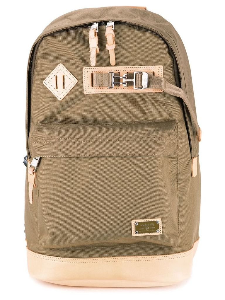 As2ov Ballistic nylon day pack - Brown