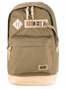 As2ov Ballistic nylon day pack - Brown