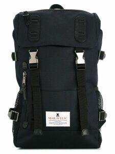 Makavelic Trucks Double Belt backpack - Blue