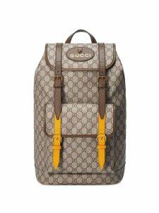 Gucci Soft GG Supreme backpack - NEUTRALS