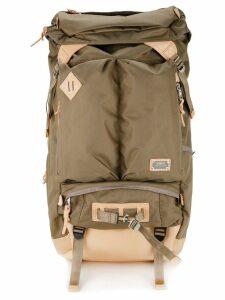 As2ov Ballistic nylon 2pocket backpack - Brown