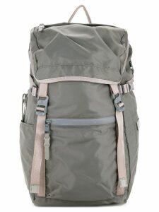 As2ov 210D nylon twill backpack - Grey