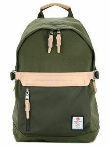 As2ov Hidensity Cordura nylon day pack - Green