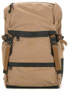 As2ov Waterproof Cordura 305D backpack - Brown