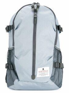 Makavelic large zip backpack - Blue