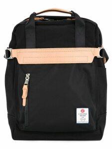 As2ov Hidensity Cordura backpack - Black