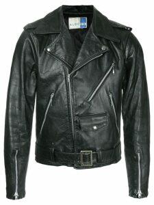 Fake Alpha Vintage 1960s motorcycle jacket - Black