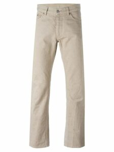 Helmut Lang Pre-Owned slim fit jeans - Neutrals