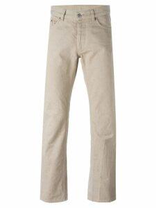 Helmut Lang Pre-Owned slim fit jeans - Neutrals