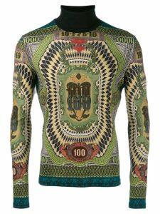 Jean Paul Gaultier Pre-Owned 1994 roll neck 100 dollar sweater -