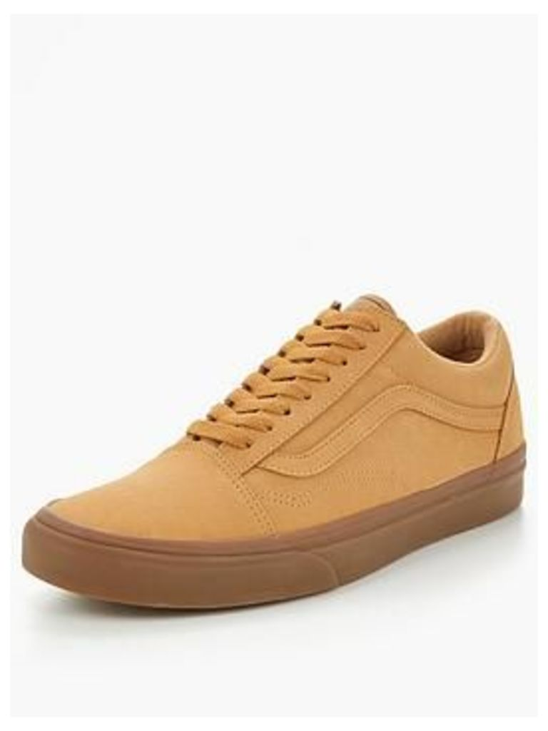 9fe8e3826b26 Vans Ua Old Skool Gum Sole by Vans