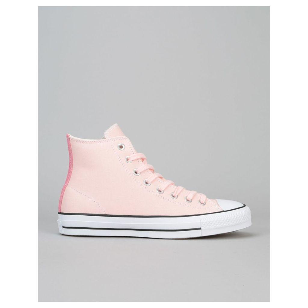 d8b28745818 Converse CTAS Pro Hi Skate Shoes - Vapour Pink Pink Glow  Natural ...